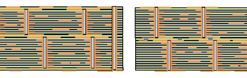 Cost Comparison of Complex PCB Fabrication using Traditional Sequential Lamination Methods vs. Interconnect with Conductive Paste