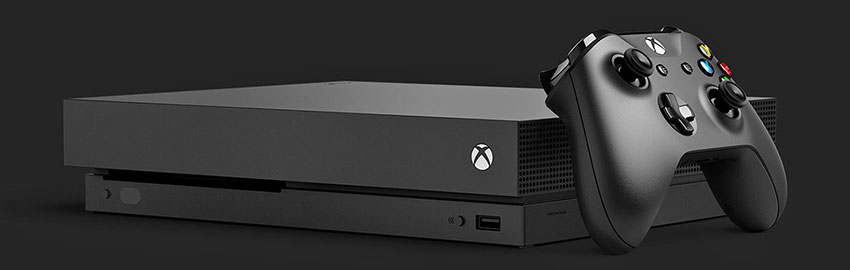 Microsoft Xbox One X Teardown