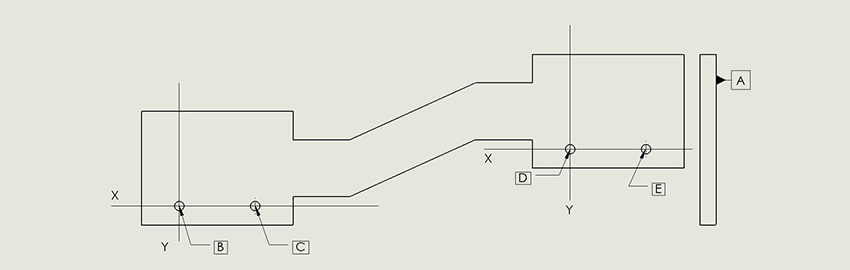 Preparing PCB Dimensional Drawings Using Geometric Dimensioning and Tolerancing